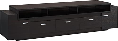 ioHOMES Coley Modern 3-Drawer TV Stand