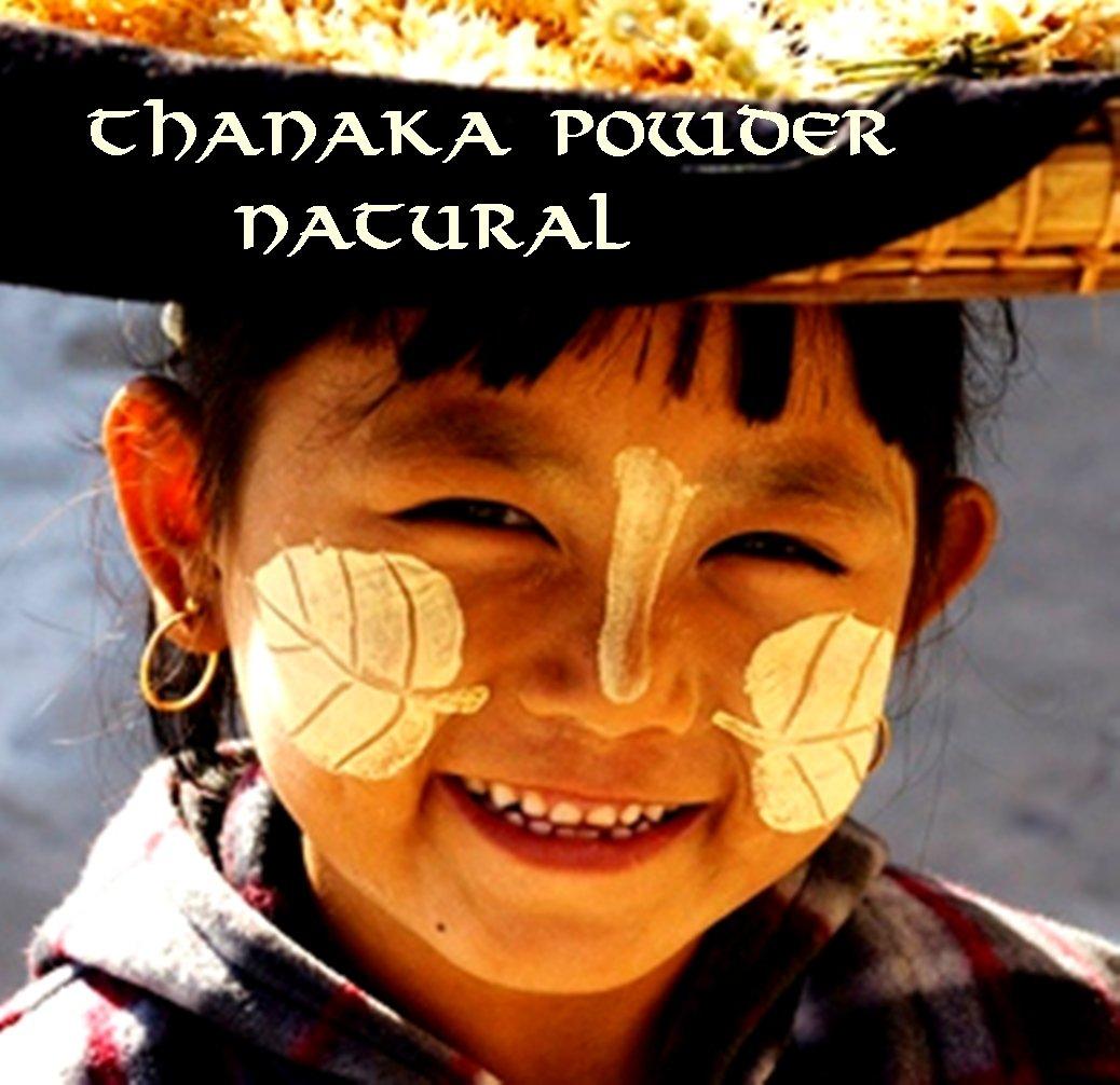 Thanaka powder natural pure herb size 100 grams/3.53 oz. Soft Face Mask