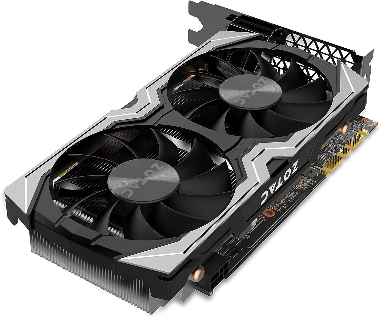 ZOTAC GeForce GTX 1070 Mini 8GB GDDR5 VR Ready Super Compact Gaming Graphics Card Renewed ZT-P10700G-10M