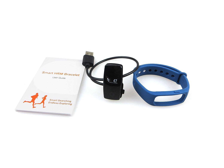 Fitness Tracker Hr Unchained Warrior Unisex Performance Activity
