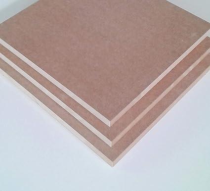 Sonderma/ße. 25mm starke MDF Platten Holzplatten 800x600mm Ma/ße