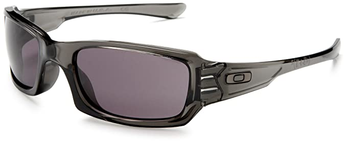24ba811b2f Oakley Fives Squared Men s Lifestyle Sports Sunglasses Eyewear - Grey  Smoke Warm Grey