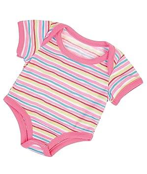 Bayer Design 83828 - Kleidung für Puppen circa 36 - 38 cm, Body