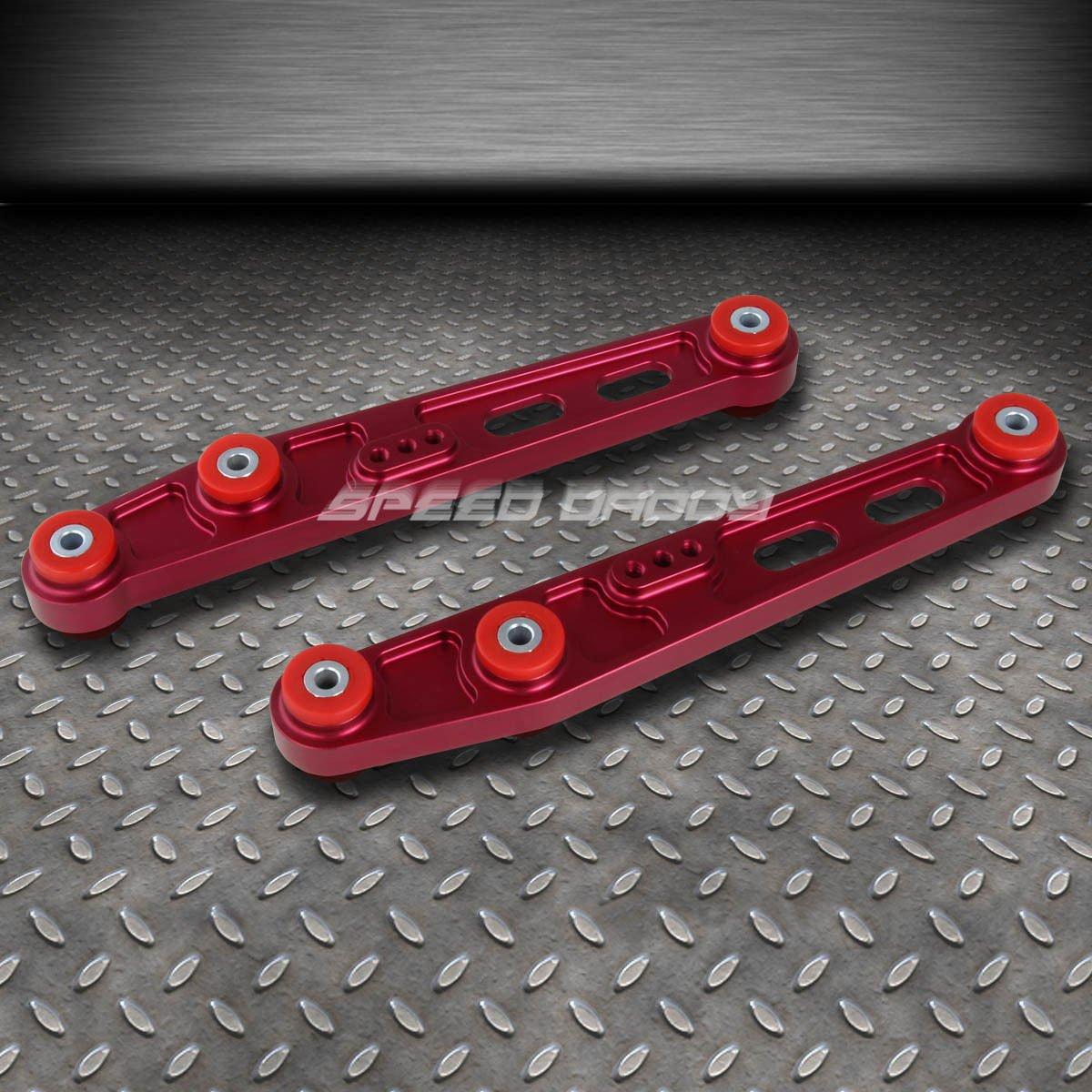For Civic//Del Sol//Integra Rear Camber+Lower Control Bar Set BlUE EG EH DC