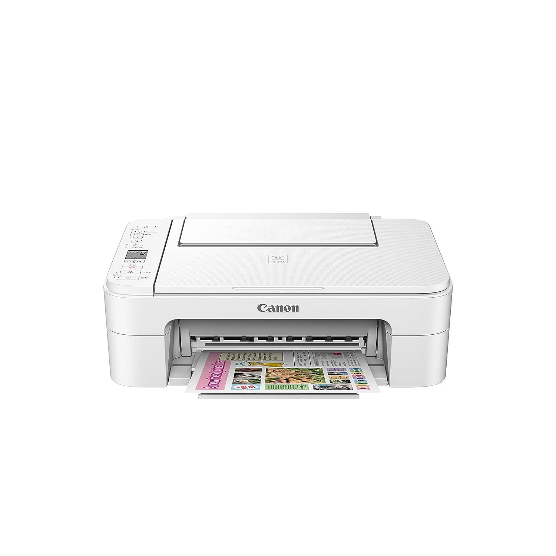 Canon PIXMA TS3120 Wireless Color Photo Printer with Scanner & Copier - White Canon Canada (Direct) 2226C023