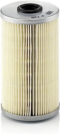 Original Mann Filter Kraftstofffilter P 726 X Kraftstofffilter Satz Mit Dichtung Dichtungssatz Für Pkw Und Lkw Auto