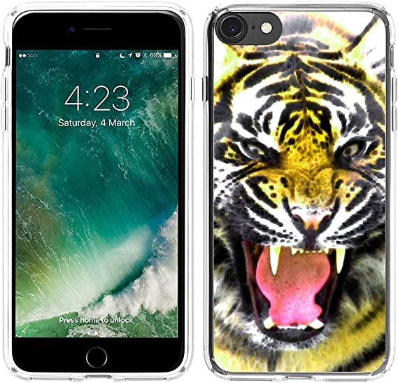 tiger cover iphone 8