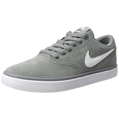 Nike SB Check Solarsoft Grey, 9 | Skateboarding