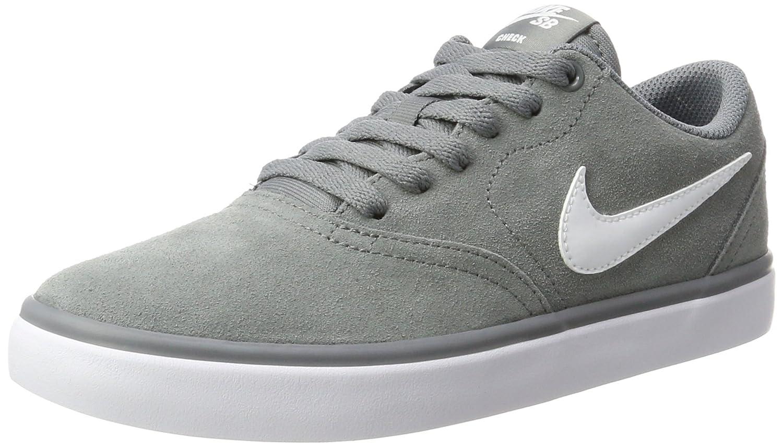 [ナイキ] Nike SB SB チェック ソーラー 843895 Medium B0178Q3M5I グレー 10.5 Medium/ 10.5 D(M) US Medium/ 10.5 D(M) US|グレー, 京都きものづくり:0f36b089 --- casadosmeios.net