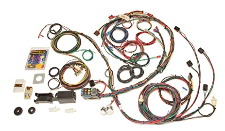 714VaLHPqmL._SX463_ amazon com painless 20122 14 circuit wiring harness automotive 14 circuit wiring harness at bakdesigns.co