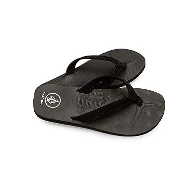 7af014b13977 Volcom Women s Victoria Sandal Flip-Flop Black