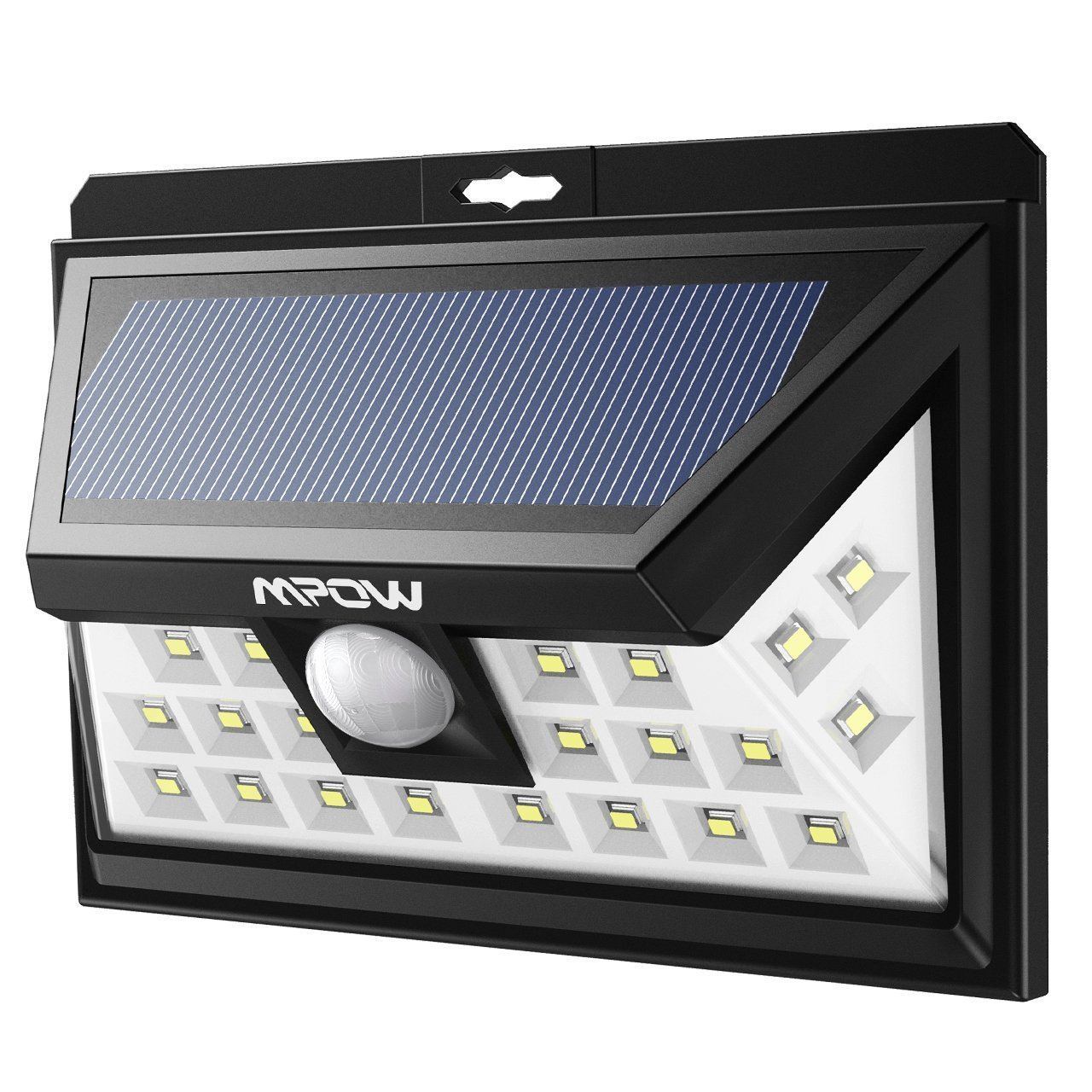 Amazon outdoor wall lights mpow solar lights aloadofball Choice Image
