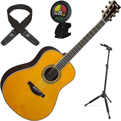 Yamaha ll-ta Vintage Tint transacoustic acústica guitarra ...
