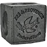Pre de Provence Marseille Shea Butter Enriched Artisanal French Soap Bar (150 g) - Pavot