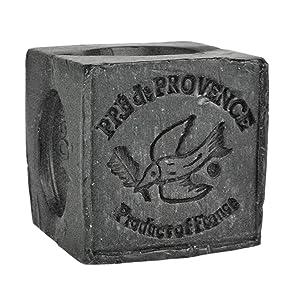 Pre de Provence Marseille Shea Butter Enriched Artisanal French Soap Bar (150 g) - Pavot