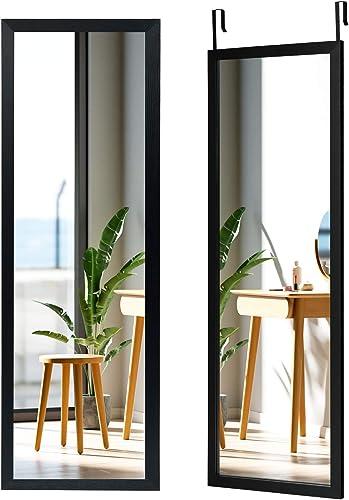Tangkula Full Length Door Mirror Wall Mirror
