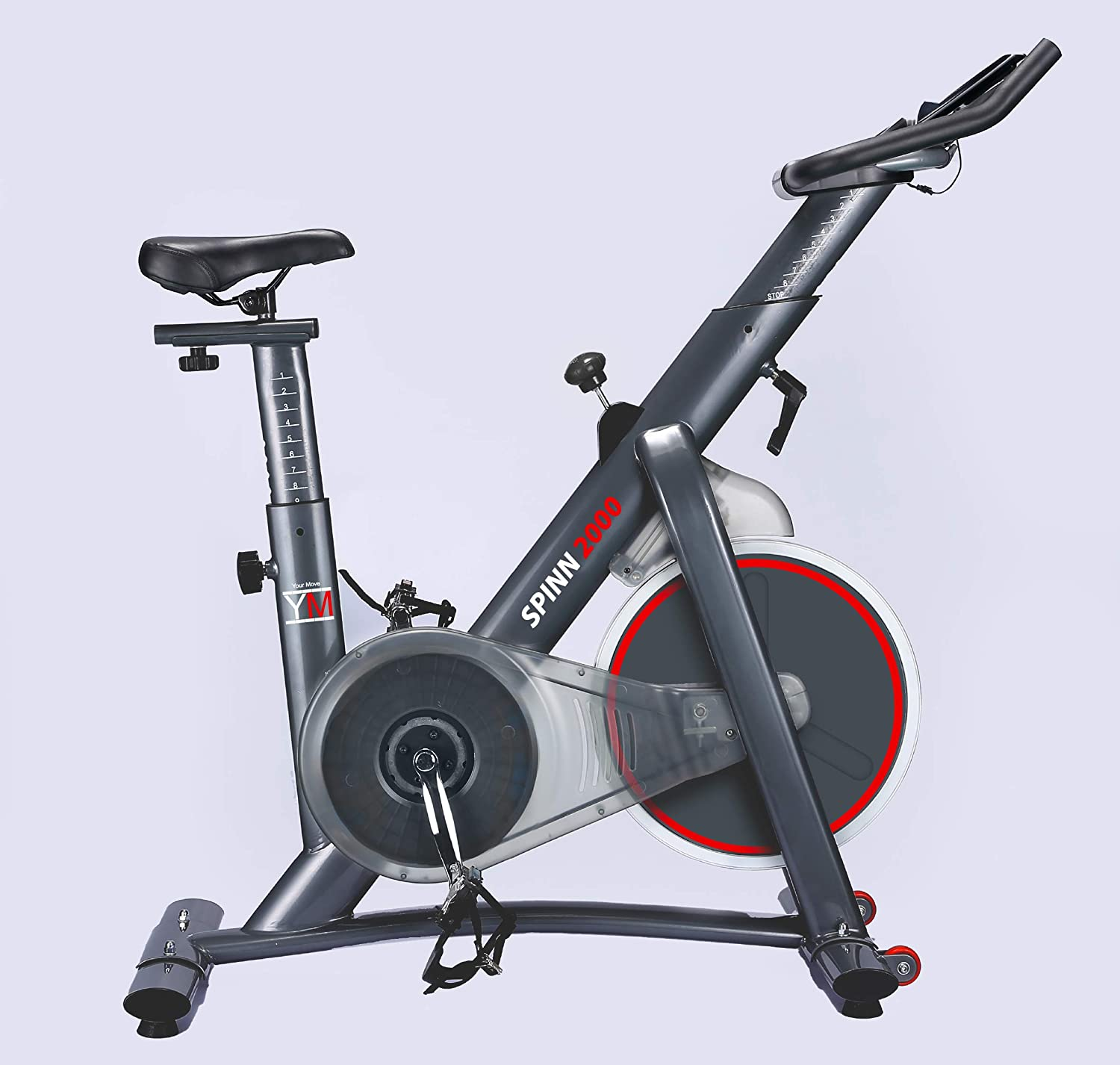 Bicicleta de spinning - Bike Your Move Cardio, bicicleta estática ...