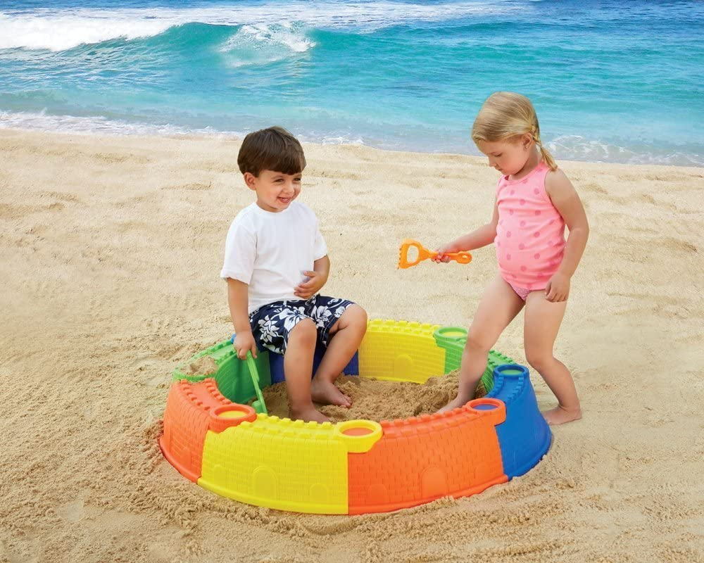 Kidoozie Castle Sand Pit Toy