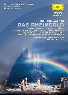 product image for Wagner - Das Rheingold / Levine, Morris, Jerusalem, Ludwig, Metropolitan Opera (Levine Ring Cycle Part 1)