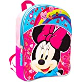 Minnie Mouse Minnie Mouse Backpack for Girls, Pink (Pink) - Minnie Mouse Backpack