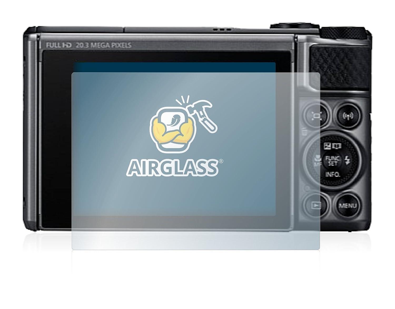Cristal Vidrio 9H BROTECT Protector Pantalla Cristal para Panasonic Lumix DC-TZ90 AirGlass