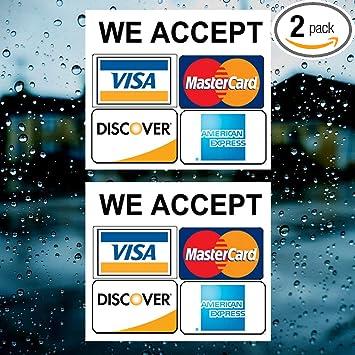 Amazon.com: eSplanade – Vinilo adhesivo para tarjeta de ...