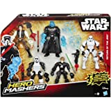 Star Wars - B3659eu40 - Figurine Cinéma - Hero Mashers Multi Pack