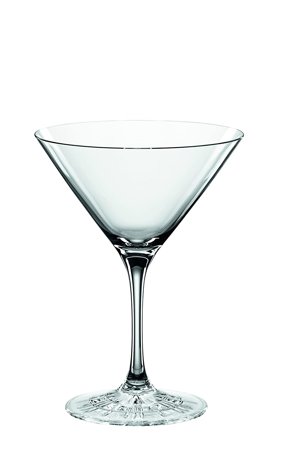 Spiegelau Perfect Serve Collection Cocktail Glass, Set of 4(4500175) True Brands