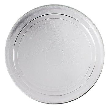 Spares2go suave de cristal para tocadiscos placa para AEG Horno de microondas (270 mm)