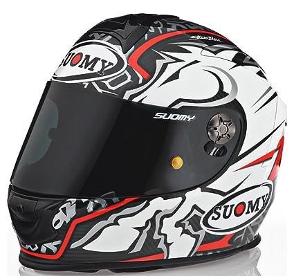 e5a4da9f Amazon.com: Suomy SR Sport Carbon Dovi Black Helmet size 2X-Large ...