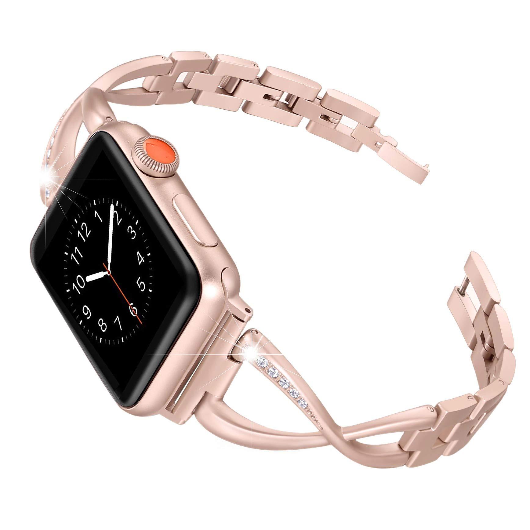 Malla Acero para Apple Watch (38/40mm) SECBOLT [7L8F6987]
