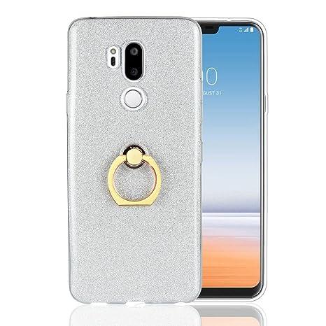 Sunrive Funda para LG G7 ThinQ, Transparente Carcasa ...