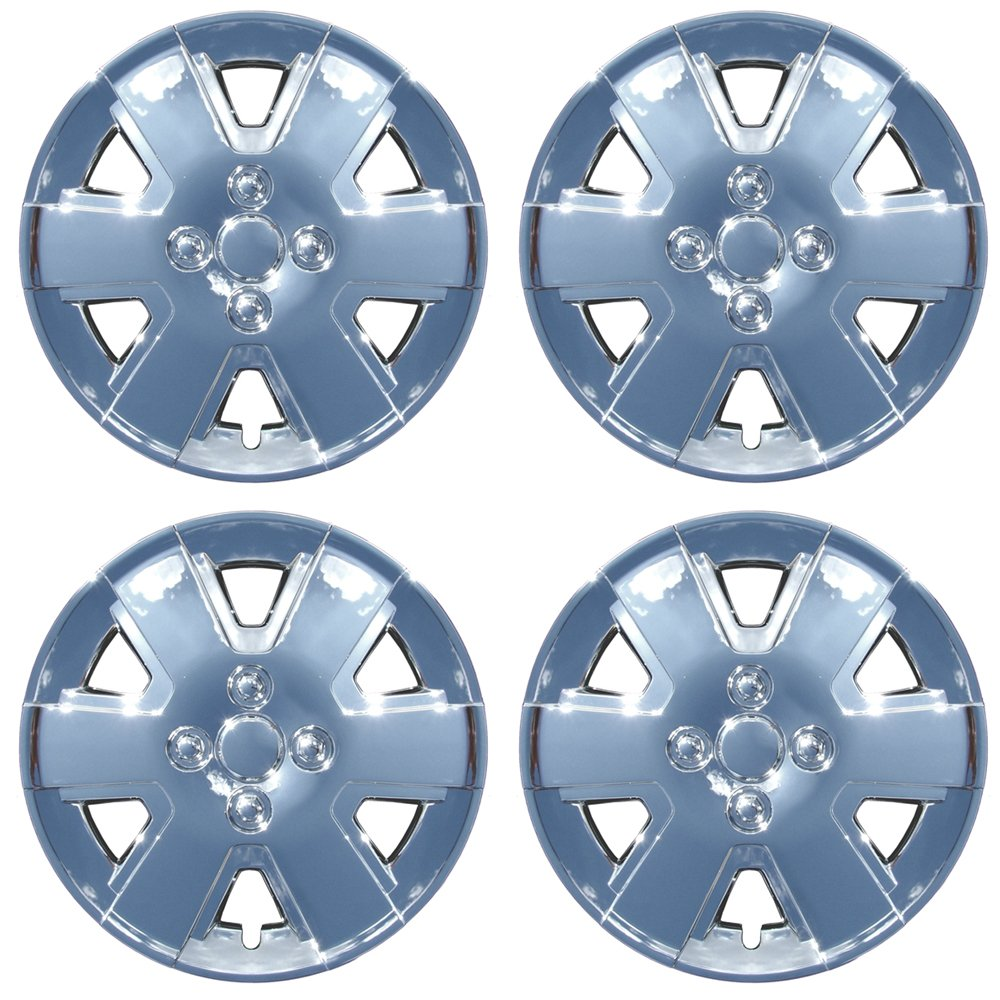 Amazon.com: OxGord Hub-Caps for Select Ford Focus (Pack of 4