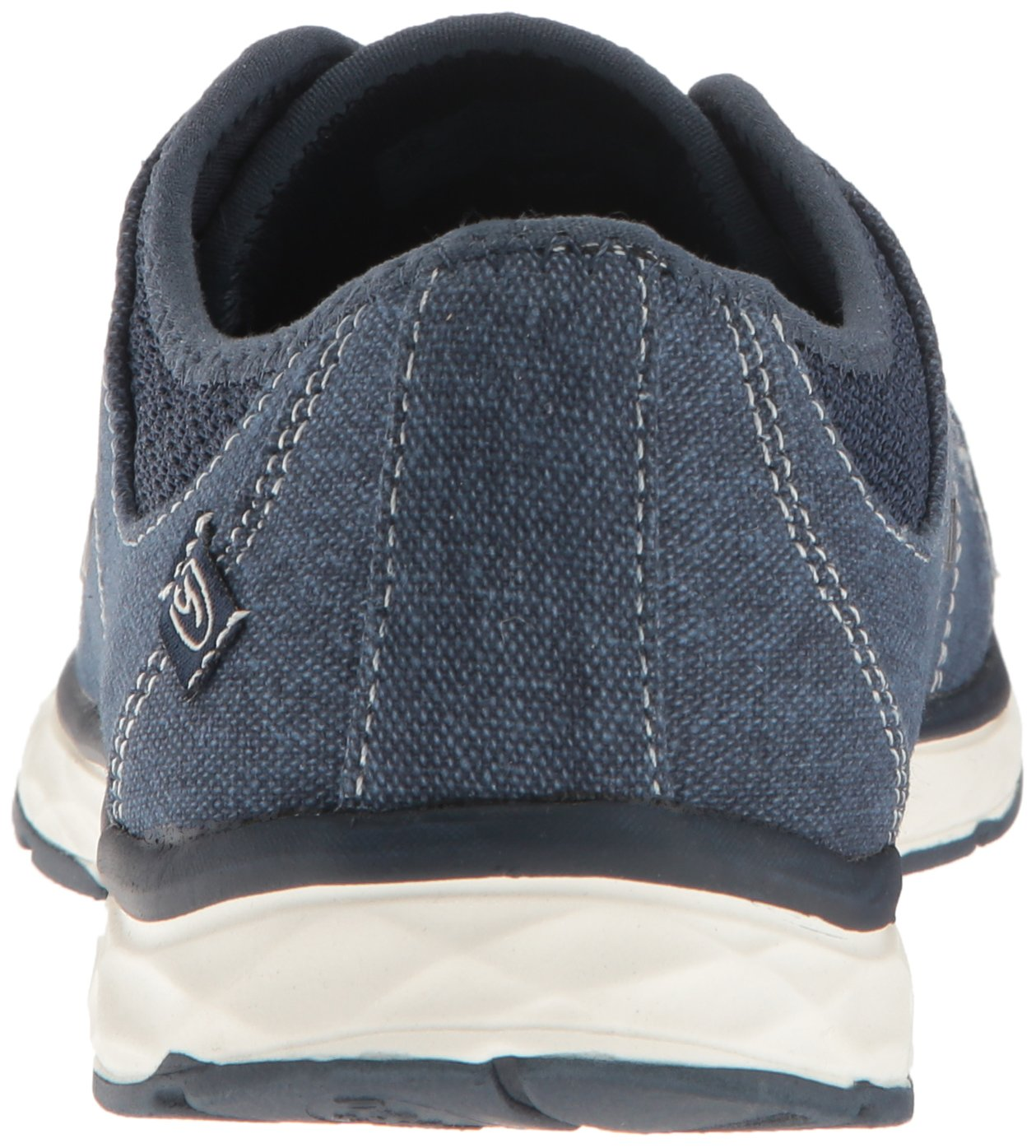 Dr. Scholl's Women's Anna Fashion Sneaker B01KGAUX3W 6.5 B(M) US Navy Canvas