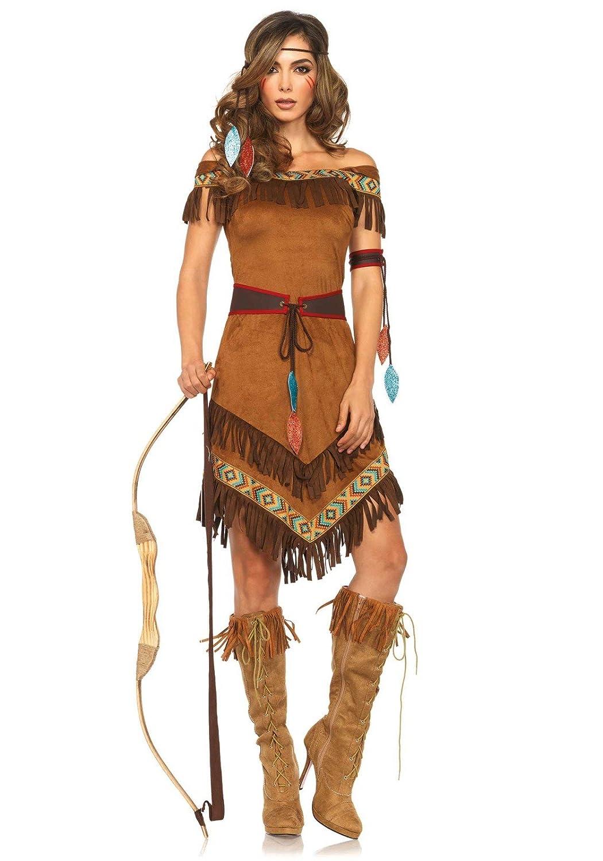 Leg Avenue Women's Native Princess Leg Avenue Costumes LE85398
