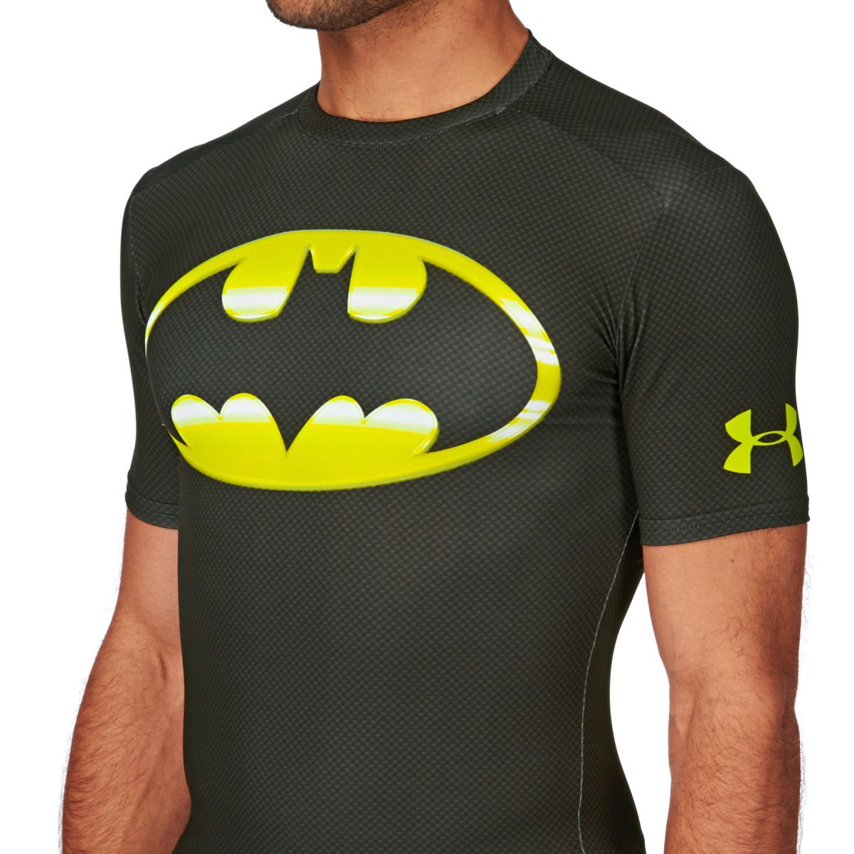 1ff76e50f03 Camiseta de compresión de manga corta Under Armour Alter Ego Batman - Black  001 (Small Comprar
