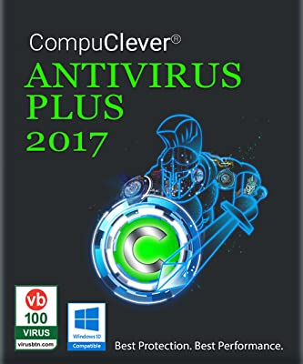 CompuClever Antivirus PLUS - 3 User License [Download]