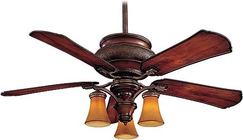 Minka-Aire F840-CF, Craftsman, 52 Ceiling Fan, Craftsman