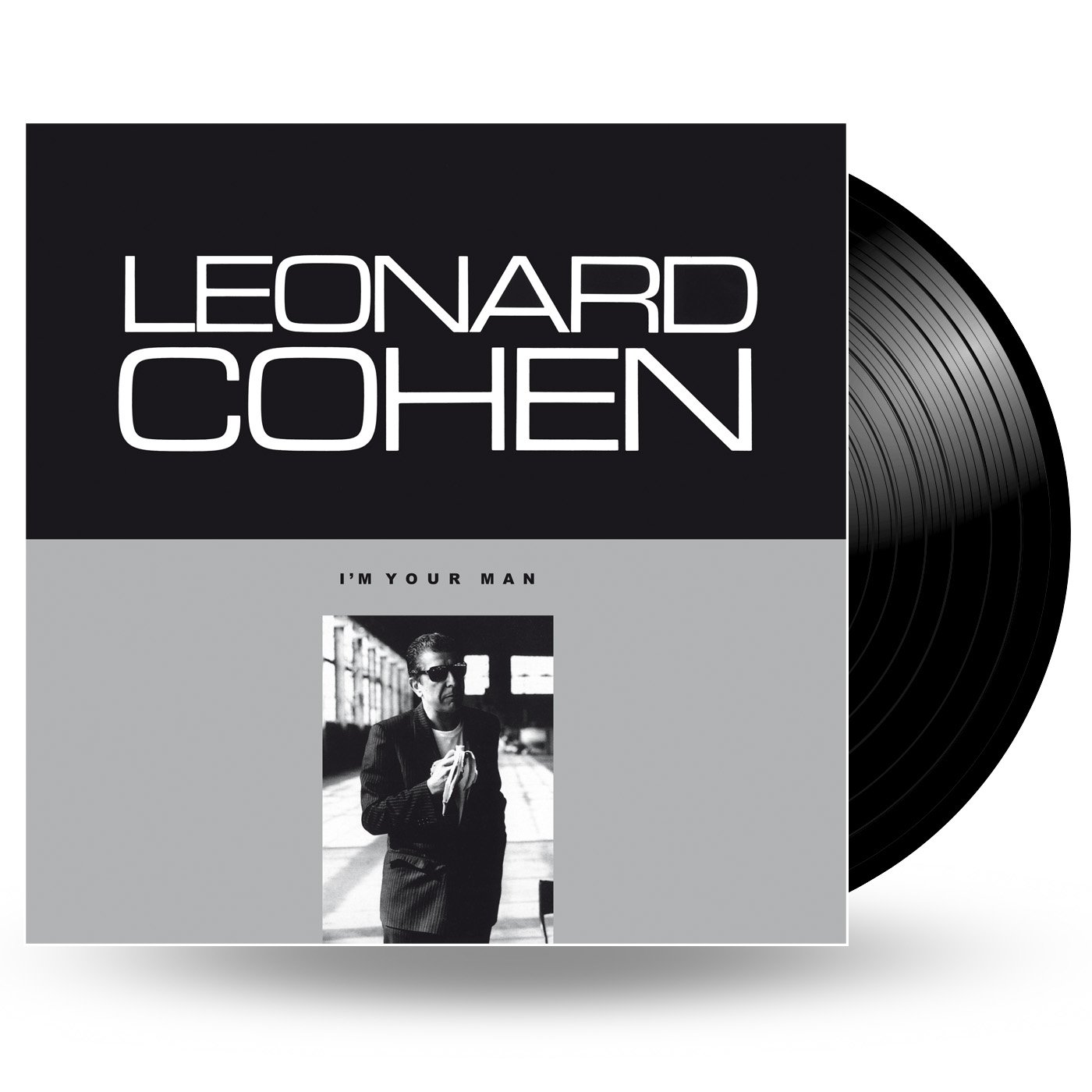 I'm Your Man (Vinyl) Leonard Cohen Multi-Artistes I'm Your Man (Vinyl) Pop