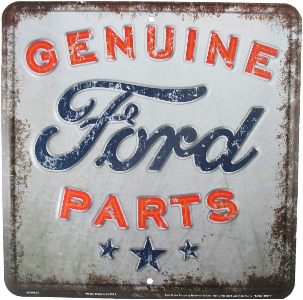 Genuine Ford Parts Nostalgia Sign