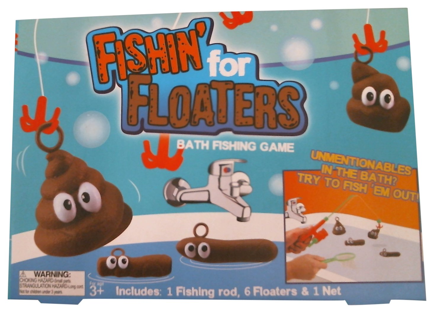 12 poop rubber duckies 2 ducks toys games for Fishing for floaters game