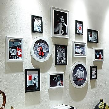 Zui & xiaoyao 13 marcos de madera, marco de pared collage, marcos de fotos