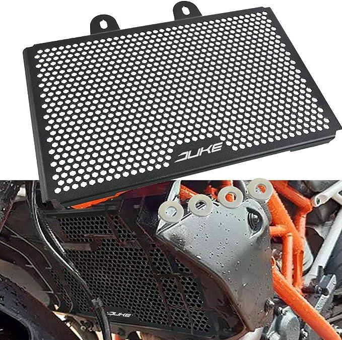 Accesorio de cubierta protectora de red de tanque de agua de motocicleta de aleaci/ón de aluminio apto para CB500X 2013-2018