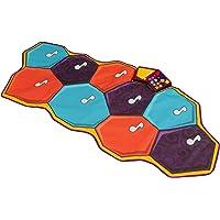 """B. Toys – Mat-A-Matics (Sea) – Electronic Dance Floor Mat for Kids – Musical Play Mat – 26"""" X 54.6"""" Foldable Playmat – 3 Years +"""