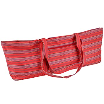 Peicees Yoga Mat Bag 30 Extra Wide Yoga Mat Carrier Large Yoga Mat Tote Sling Carrier Yoga Duffel Bag with 4 Pockets, Fits All Standard Size Yoga ...