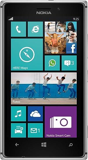 Nokia Lumia 925 16GB NFC LTE - Smartphone libre Windows Phone ...