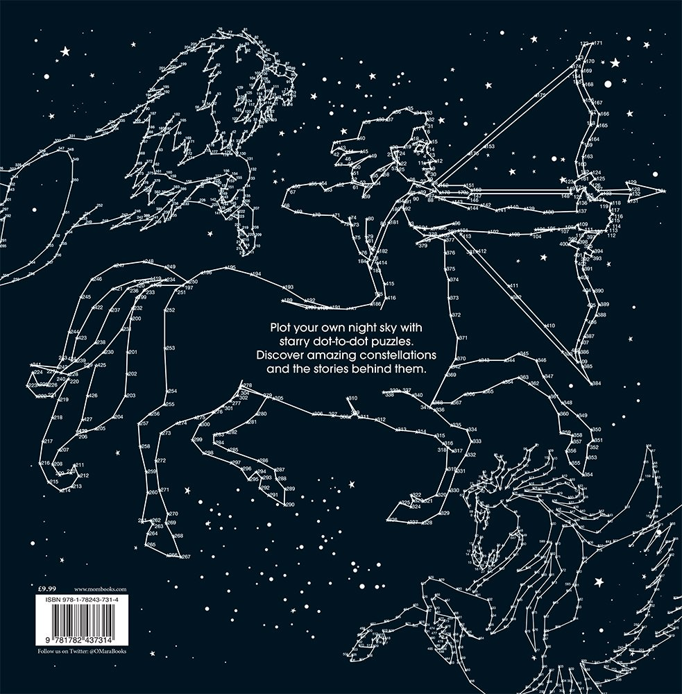 star to star astronomical dot to dot puzzles amazon co uk gareth
