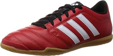 adidas Gloro 16.2 IN, Zapatillas de Running para Hombre, Rojo/Blanco/Negro (Rojint/Ftwbla/Negbas), 47 1/3 EU: Amazon.es: Zapatos y complementos