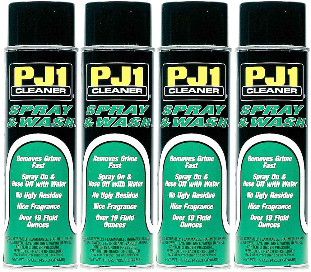 PJ1 15-20-4PK Spray and Wash Degreaser, 52 oz, 4 Pack