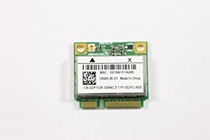 Dell Mini PCI Express Half Height 2P1GR WLAN WiFi 802.11n Wireless Card Inspiron N5030 M5030
